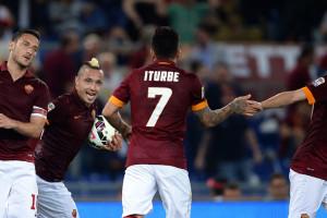 Laga Roma vs Udinese Hasilkan Skor 2-1