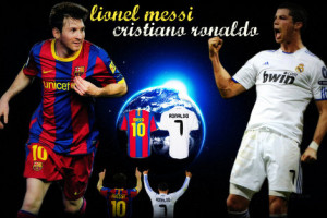 Cristiano Ronaldo dan Lionel Messi Bersaing Gol Di Liga Champions.