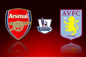 Prediksi, Arsenal VS Aston Villa