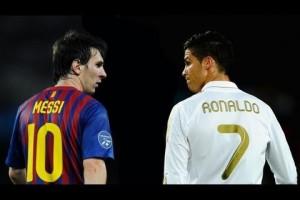 Ronaldo Puji Lionel Messi & Cristiano Ronaldo Pemain Luar Biasa