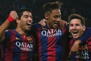 Valverde Akui Tak Mudah Hentikan Trio 'MSN'