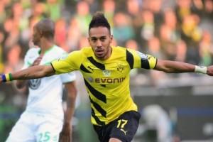 Diburu Arsenal, Dortmund Tak Mau Lepas Aubameyang