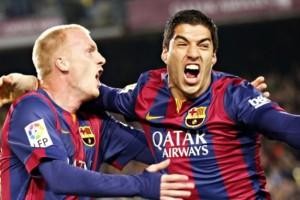 Skor 3-1, Barcelona Unggul Atas Juventus