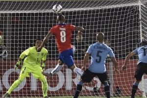 Hasil Copa America: Chile 1-0 Uruguay