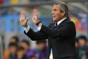 Tabarez : Uruguay Bisa Lebih Baik