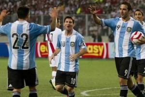 Argentina Tak Akan Ubah Gaya Main Ketika Hadapi Cile Nanti