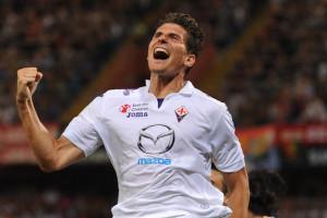 Fiorentina Akan Lepas Mario Gomez ke Besiktas