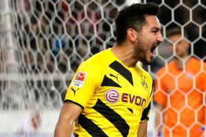 Jadi Buruan MU Dan Barca, Gundogan Resmi Bertahan Di Dortmund Sampai 2017