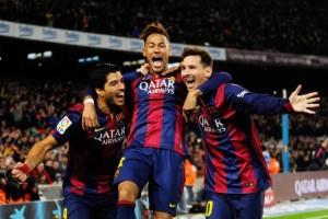 Suarez: Messi Paling Ingin Juara Bersama Argentina