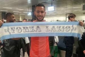 Penyerang Muda Ricardo Kishna Resmi ke Lazio