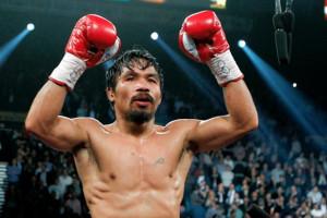 Manny Pacquiao Tak Akan Menghadapi Khan