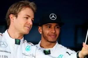 Agar Bisa Kudeta Hamilton, Ini Saran Bos Mercedes Pada Rosberg
