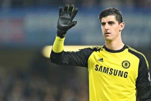 Courtois Tak Takut Chelsea Tertinggal dari Manchester City