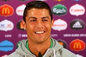Cristiano Ronaldo Tak Menyangka Bakal Jadi Bintang Besar