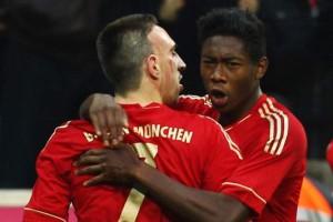 Dukungan Alaba Untuk Ribery Segera Comeback