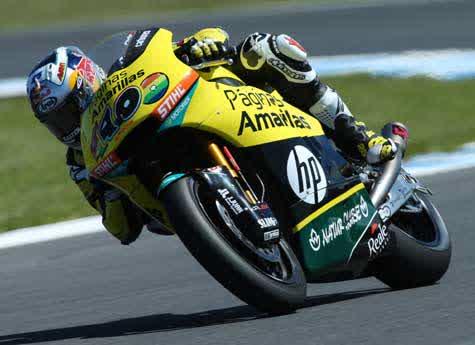 Ini Dia 2 Perbedaan Balapan MotoGP & Moto2 Versi Vinales