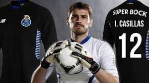 Porto Cara Ampuh Casillas Lupakan Real Madrid