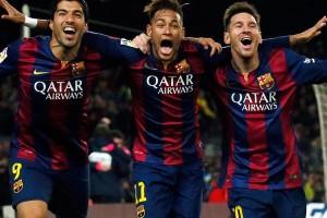Suarez Merindukan Messi-Neymar Setelah Barcelona Kalah Lagi