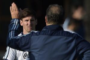 Tepis Rumor Vakum, Messi Bakal Perkuat Argentina Hadapi Meksiko