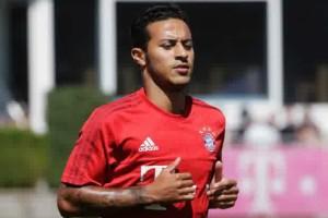 Thiago Akhirnya Perpanjang Kontrak dengan Bayern