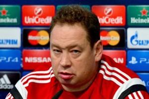 Pelatih CSKA Moskow Leonid Slutsky Jadi pelatih baru Timnas Rusia.