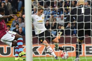 Hasil EPL: Aston Villa vs Manchester United 0-1