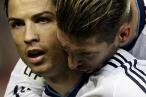 Para punggawa Real Madrid puji C.Ronaldo
