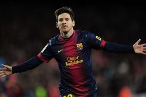 Messi, Faktor Penentu Kemenangan Barca