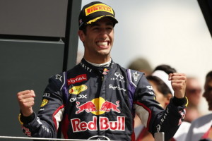 Daniel Ricciardo Setelah Dapat Posisi Start Yang Bagus Di GP Singapura