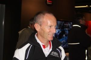 Christian Sarron Takjub Melihat Rivalitas Antara Rossi Dengan Lorenzo