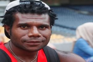 Victor Pae Kecewa Dengan Kepemimpinan Wasit Djumadi Effendi