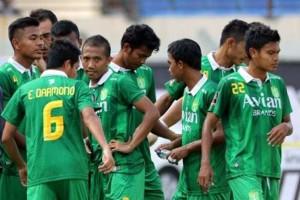 Bonek FC Membubarkan Diri Dari Stadion Karena Tidak Terima dengan Keputusan Wasit