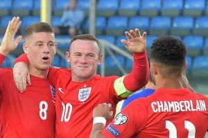 Alasan Pelatih Inggris Ganti Rooney Pada Paruh Kedua