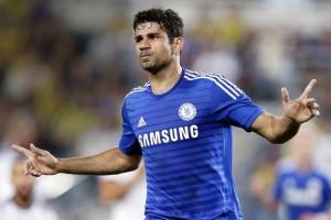 Daripada Main Sepakbola, Diego Costa Lebih Suka Berkelahi