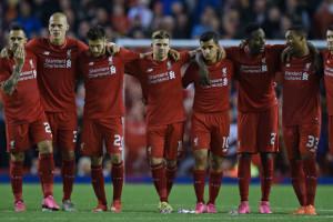 Derby Marseyside, Carragher Tak Jagokan Liverpool