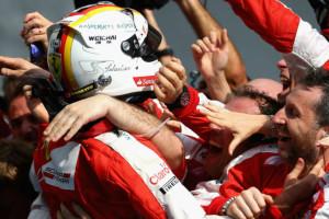 Kans Ferrari Raih Titel F1 2015 Masih Ada