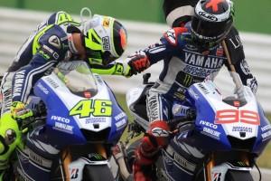 Melihat Penampilan Lorenzo, Rossi Terkesan