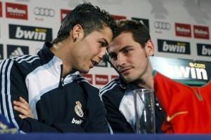 Casillas bongkar sifat buruk CR7