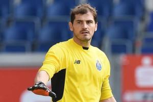 Rekor Clean Sheet Liga Champions beralih ke tangan Iker Casillas.
