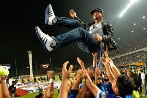 Persib Bandung Juarai Piala Presiden Setela Bungkam SFC Dengan Skor 2 - 0