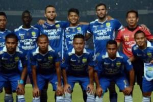 Persib Bandung masuk dalam predikat Klub terbaik dunia.