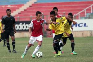 Tim Indonesia Menang Telak Di Laga Ke Dua Turnamen Subroto Cup 2015