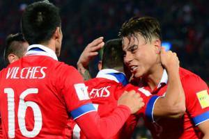 Alexis Sanchez Ikut Cetak Gol, Brasil Kalah 2-0 dari Chile