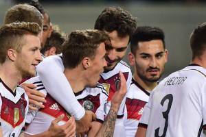 Dari Semua Kontestan, Jerman Paling Sering Menembak
