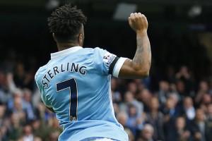 Hattrick ke-15 City Dicetak Oleh Sterling