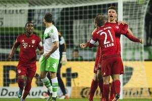 Muller Terkesan Dengan Penampilan Klub Lawan Wolfsburg