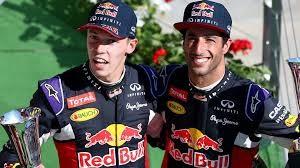 Pendapat Ricciardo dan Kvyat Mengenai Nasib Red Bull
