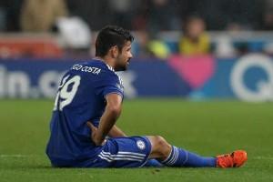 Penderitaan Chelsea Lengkap dengan Cederanya Costa