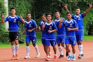 Setelah Juarai Piala Presiden Skuad Persib Bandung Dibanjiri Pundi - Pundi Rupiah