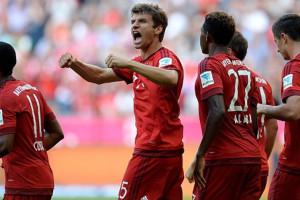 The Bavaria Berhasil Raih 1000 Kemenangan di Bundesliga